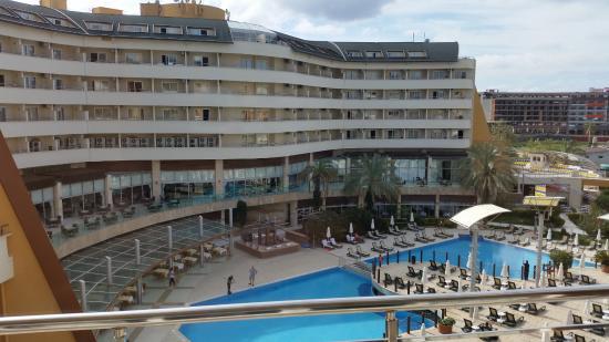 Alaiye Resort & Spa Hotel: Hotel