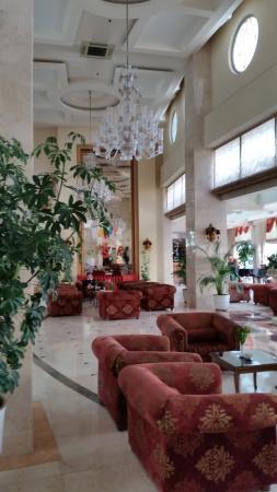 Alaiye Resort & Spa Hotel: Lobby