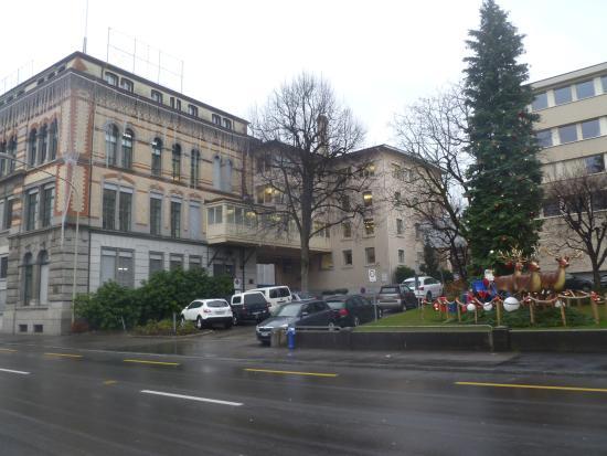 Kilchberg, Suiza: Lindt