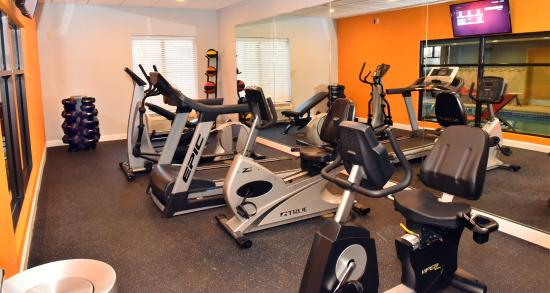 Fairburn, Georgien: Fitness center