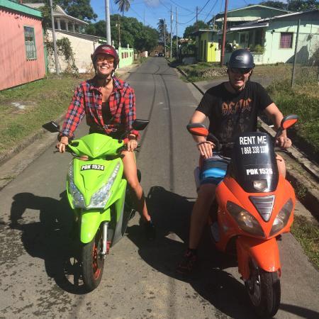 TTBikes Scooter Rentals Tobago