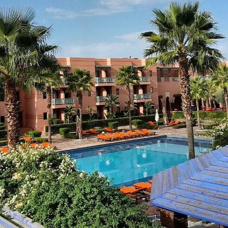 Hotel Les Jardins de l'Agdal: IMG_20160118_144220_large.jpg