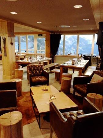 Anzere, Schweiz: Resto' bhkf
