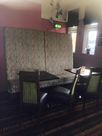 The Riddell Arms: lounge two