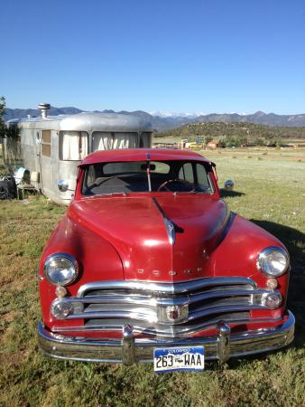 The Starlite Campground: Feeling the '50's!