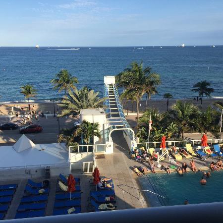 The Westin Beach Resort Fort Lauderdale View From Room