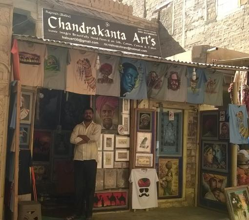 Chandrakanta  Art's