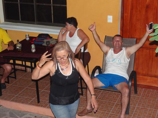 Aparta Hotel La Casona de Fabiana: Nuestros clientes