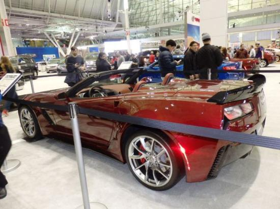 Auto Show Picture Of Boston Convention Amp Exhibition