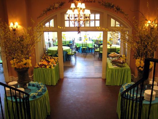 Hampton's at JH Adams Inn: Lower Dining Room