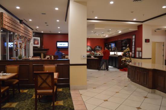 Lobby Picture Of Hilton Garden Inn Albuquerque Uptown Albuquerque Tripadvisor