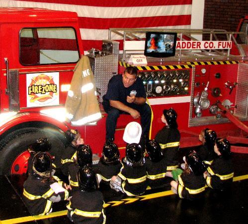 FireZone : Fire Safety Talk