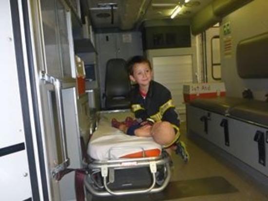 FireZone : Ambulance Adventure