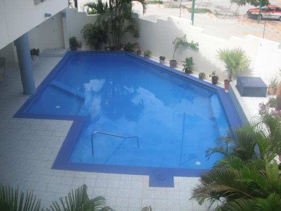 Ocean Park Condominiums: Pool