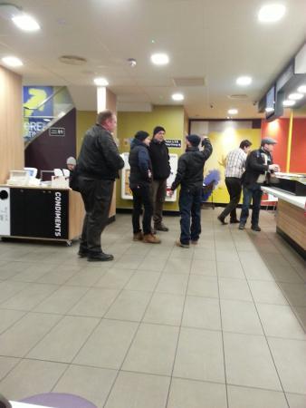 McDonald's - Eastbourne 1