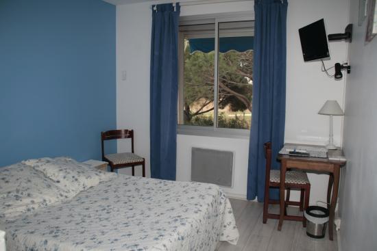 Fos-Sur-Mer, Francia: chambre standart