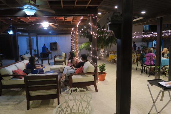 Interior of El Patio - Picture of El Patio Restaurant, San Pedro ...