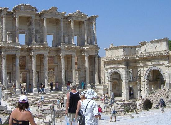 photo4.jpg - Picture of Ancient City of Ephesus, Selcuk ...