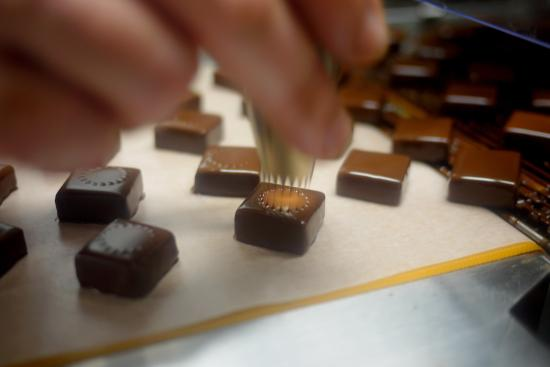 Chocolaterie- Pralinerie Didier Gaborit