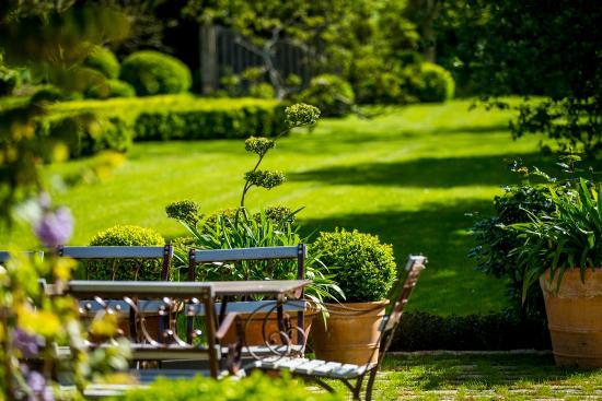 Ablon, Francja: La terrasse de la petite chaumière