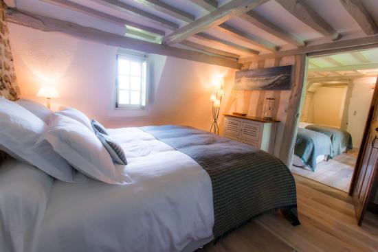 Ablon, Francja: Chambre de la petite chaumière