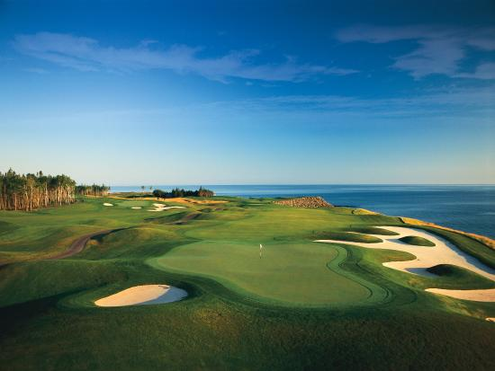 Fox Harb'r Resort: Ocean side Championship Golf Course