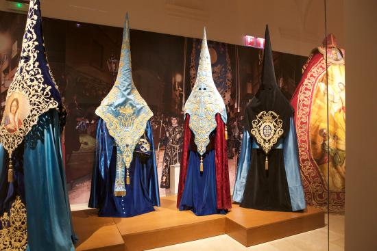 Resultado de imagen de Museo Azul de la Semana Santa