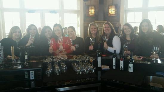 Cleveland, GA: Yonah wine tour