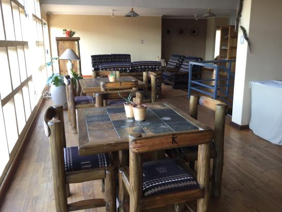 Forest View Guest House & Self Catering: Soggiorno