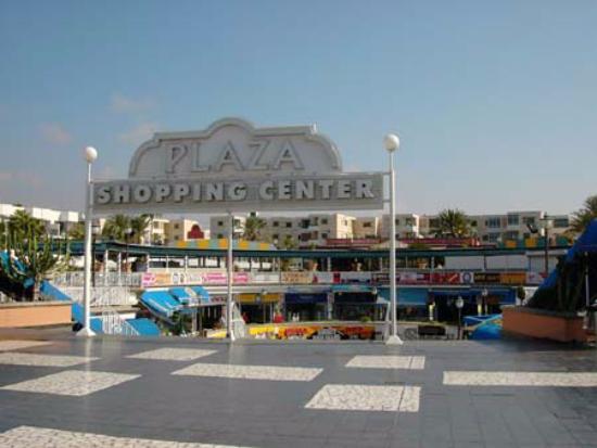 playa maspalomas shopping