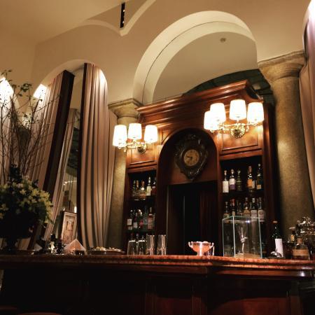 Bar Picture Of Grand Hotel Et De Milan Milan Tripadvisor