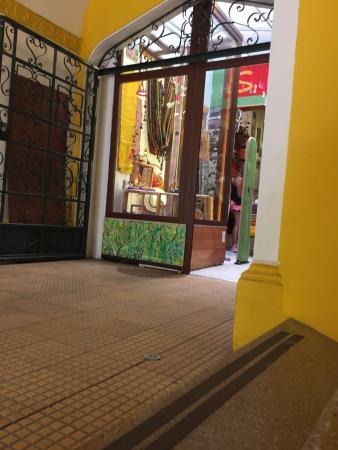 Hostal Rio Amazonas: Hall de entrada