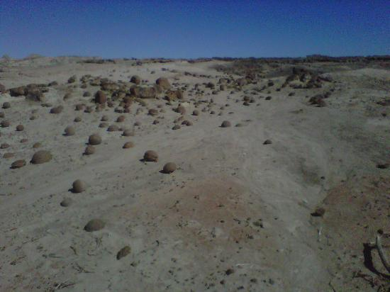 The Valley of the Moon: Cancha de Bochas, Valle de la Luna, San Juan