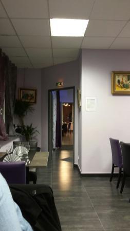 Blamont, فرنسا: Auberge du Diabl'othym