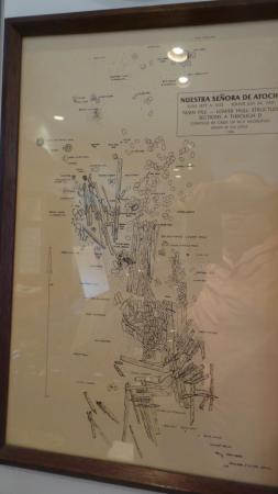 Key West Treasure Chest: Cool map