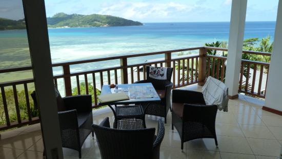 Anse Boileau, Seychelles: terrazzo
