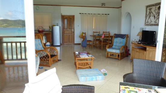 Anse Boileau, Seychelles: soggiorno