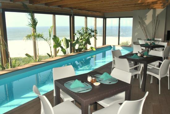Wilderness, Zuid-Afrika: Pool room