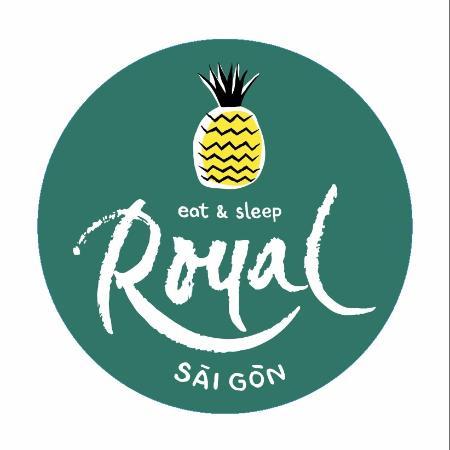 Royal Saigon Restaurant & Luesthouse: Newly updated logo