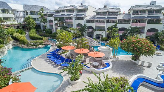 Bougainvillea Beach Resort: Property View