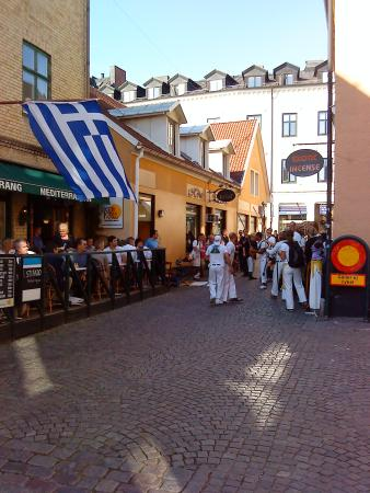 Lund, Swedia: Framför Mediterranean