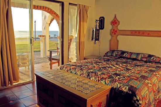 Hotel Boutique Castillos del Mar: Habitación sencilla.