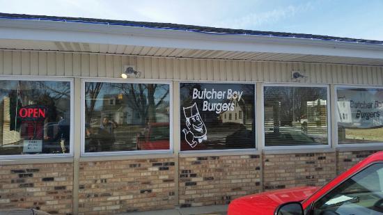 Rantoul, IL: Butcher Boy Burgers