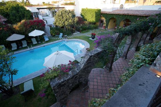 Belmond Casa de Sierra Nevada: Pool