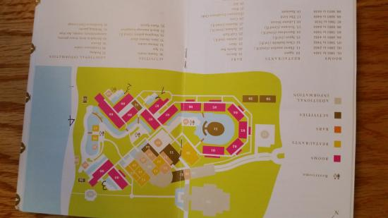 Map Of Rooms For Excellence Playa Mujeres Best Club Rooms