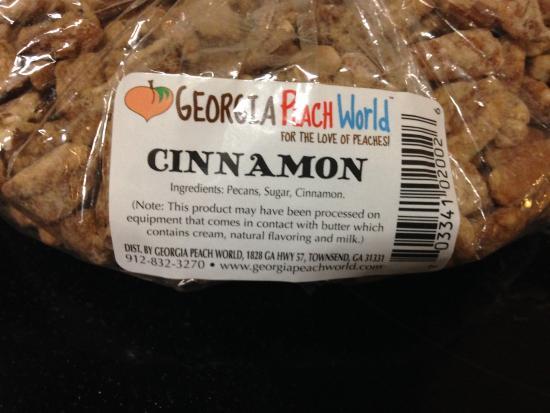 Townsend, GA: Cinnamon Pecans