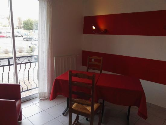 Saint-Flour, فرنسا: Chambre qui a servi de bureau