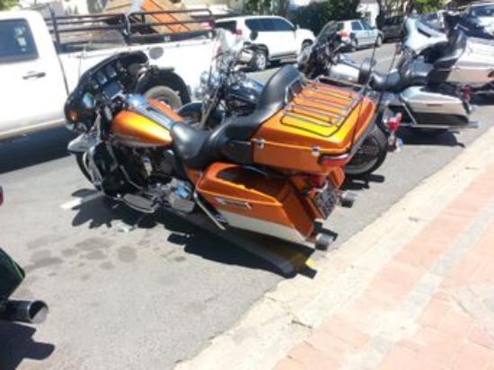 Kalfi's: Our biker friends