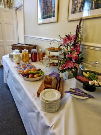 Kelham, UK: Breakfast Room