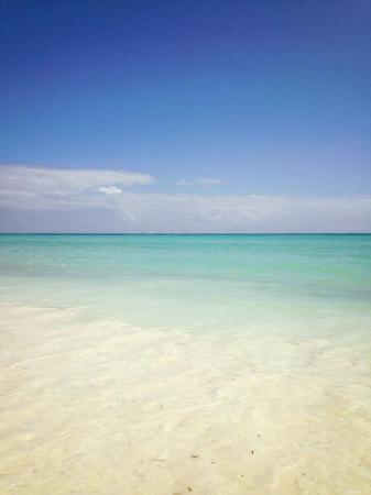 Diamonds Mapenzi Beach Club: Primo Giorno :)